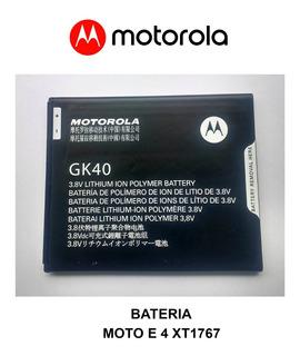 Bateria Original Motorola Moto E 4 Xt 1767 Usada Como Nueva