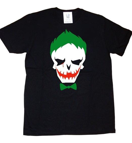 Remeras Suicide Squad - Escuadrón Suicida Joker Harley Quinn