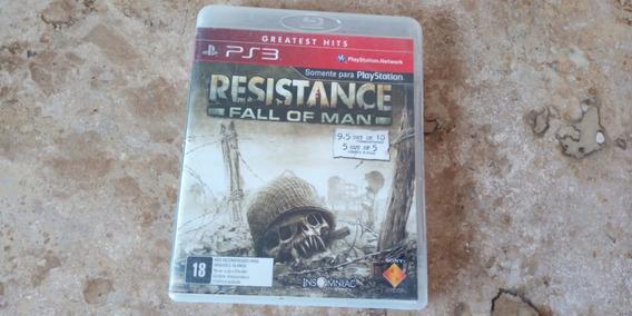 Resistance Fall Of Man Original Para Playstation 3