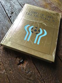 Livro De Ouro Da Copa De 1978 Argentina