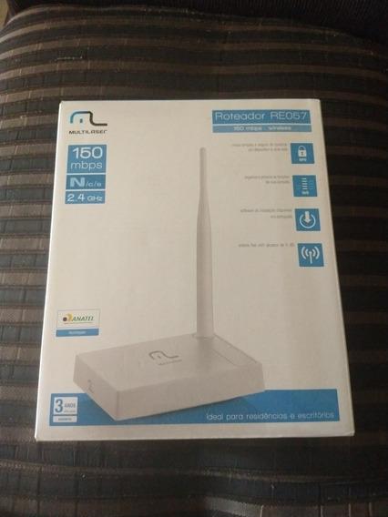 Roteador Multilaser 150 Mbps