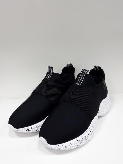 4013506 Tênis Capodarte Dad Sneaker Chunky Preto