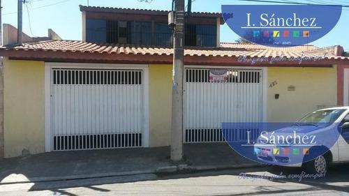 Casa Para Venda Em São Paulo, Vila Curuçá, 5 Dormitórios, 1 Suíte, 3 Banheiros, 5 Vagas - 702_1-664391