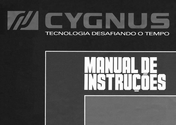 Cygnus Cp1800 Manual De Instruções