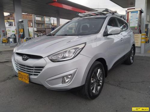 Hyundai Tucson Ix35 Gls Limited 4wd