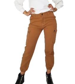 Pantalon De Mujer Cargo Marca Casi Bruja!!!!