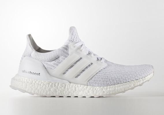adidas Ultraboost 3.0 Negras Blancas