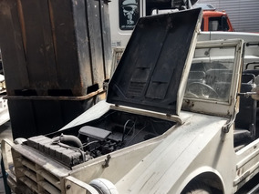 Kandando Vemagueti Jeep Dois Tempos