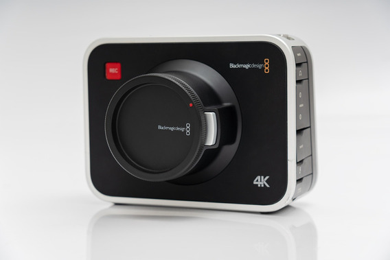 Kit Blackmagic 4k Completa + Ssd + Ativador Davinci Resolve