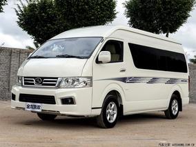 Minibus King Long Kingo Diesel 15 Pasajeros 0 Km