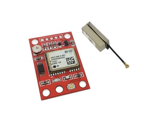 Modulo Gps Neo 6m V2