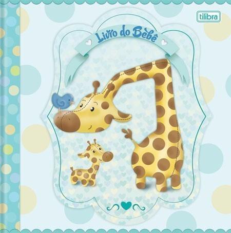 Livro Do Bebê Recordações Meus Primeiros Anos Para Menino