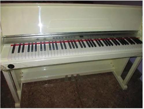 Piano Teclado Electronico Marca Brodmann Importado De Usa