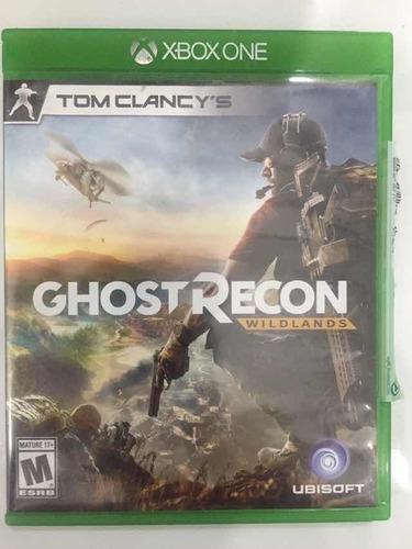 Imagen 1 de 1 de Ghostrecon Xbox One