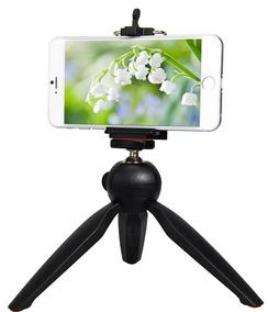 Mini Tripé De Mesa Yunteng Yt-228 Celular Camera Youtuber