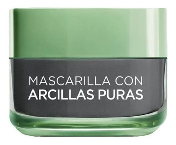 Mascarilla De Arcilla Detox E Ilumina Loréal Paris