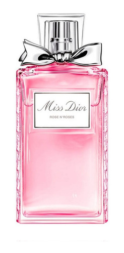 Imagen 1 de 1 de Perfume Importado Mujer Miss Dior Rose N'roses X100 Ml