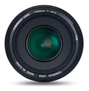 Lente Yongnuo 50mm F 1.4 Nikon