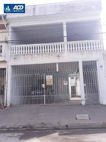 Imagem 1 de 26 de Casa Com 4 Dormitórios À Venda, 230 M² Por R$ 320.000,00 - Jardim Álamo - Guarulhos/sp - Ca0338