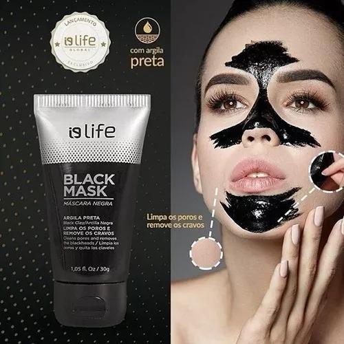 Mascara Negra I9life