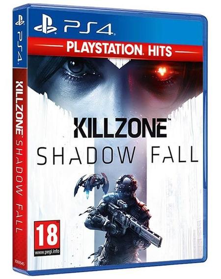 Killzone: Shadow Fall - Playstation Hits - Ps4 Mídia Física