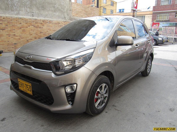 Kia Picanto Emotion Mt 1000