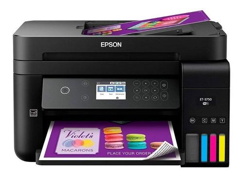 Impresora Multifunción Epson Ecotank L6191 Sist Continuo Cta