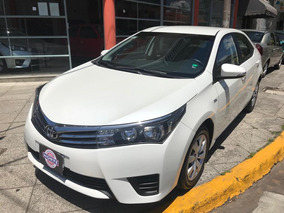 Toyota Corolla 1.8 Xli Cvt 140cv 2015 Automatico Blanco