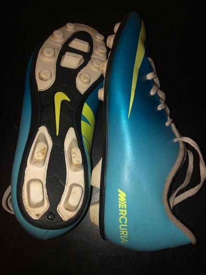 Botines De Futbol Nike, Mercurial