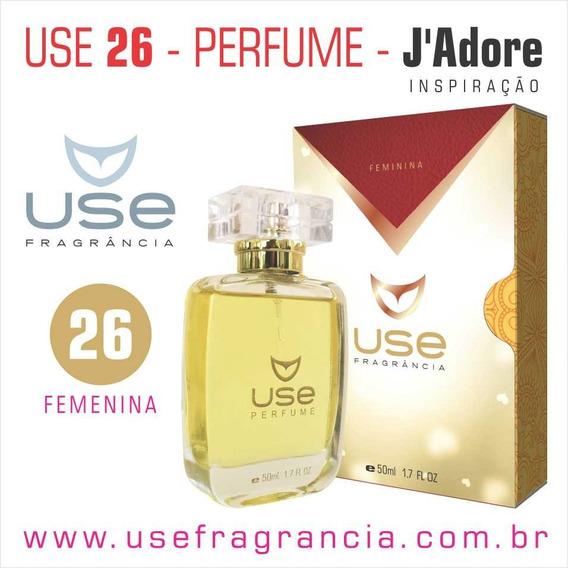 Perfumes Use - 26 - Inspiração J