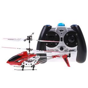 Helicóptero De Controle Remoto 3.5ch Original Syma S107g Rtf