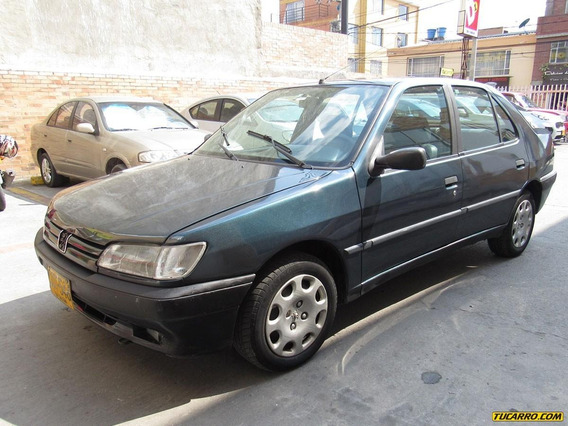 Peugeot 306 Sr Mt 1800cc