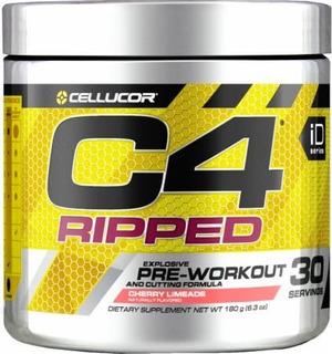 C4 Ripped 30 Doses Pré Workout 30 Doses Original Eua