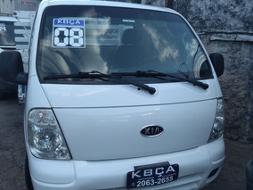 Kia Bongo 2.5 Std 4x2 Rs Turbo C/ Carroceria 2p 2008