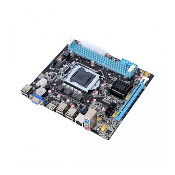Kit Placa Mae Bluecase 1155 + Processador Dual Core G2020