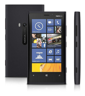 Nokia Lumia 920 4g Windows 8mp Tela 4.5 Wi-fi Gps De Vitrine