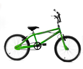 Bicicleta Rodado 20 Bmx Freestyle Andes Colores Vs