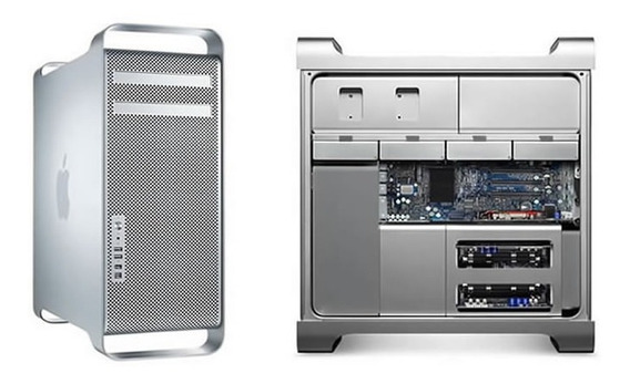Apple Mac Pro Quad Core Xeon 1.1 Com 8 Gb E Sem Hd No Estado