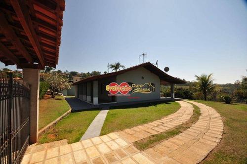 Imagem 1 de 20 de Casa - Condomínio Sítio Da Moenda - Ca4348
