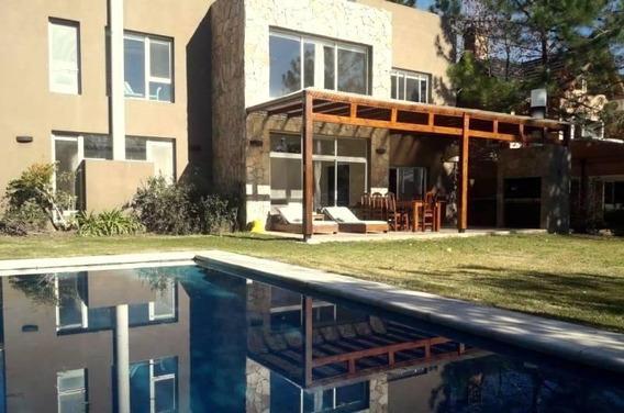 Casa 5 Amb-piscina-dependencia-country Cardales Golf-exaltación De La Cruz