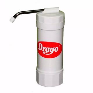 Purificador De Agua Drago Filtro Sobre Mesada Modelo Mp40 Aprobado Anmat Alvarez Hogar Distribuidores Oficiales Drago