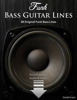 Funk Bass Guitar Lines - Late Wilde Reader In Mental Phil...