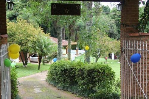 Chácara À Venda, 4200 M² Por R$ 650.000,00 - Maracanã - Jarinu/sp - Ch0747