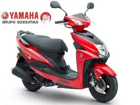 Yamaha Cygnus Zr Roja