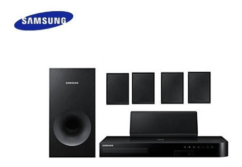 Home Theater Samsung 5.1 Blu Ray 3d Hdmi Rca Usb Optico