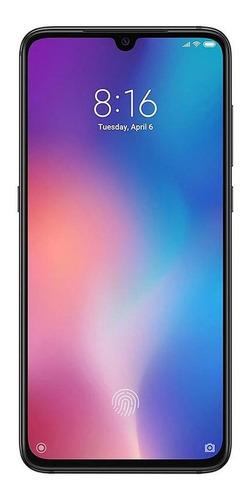 Imagen 1 de 3 de Xiaomi Mi 9 Dual SIM 64 GB negro piano 6 GB RAM