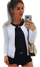 Blusa De Frio Feminino Cardigan Casaquinho Com Botoes