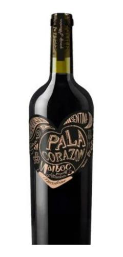 Vino Pala Corazón Malbec Gualtallary 750ml Local