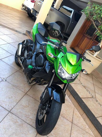 Kawasaki Z 750 Ano:2012/com Apenas 20.000 Km
