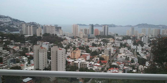 Depto En Balcones De Costa Azul Con Hermosa Vista A La Bahia
